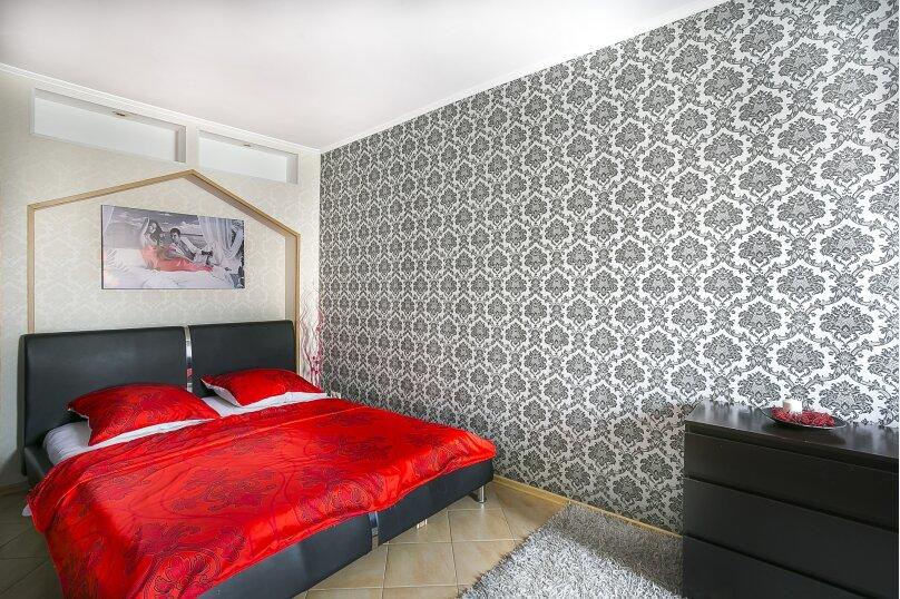 2-комн. квартира, 50 кв.м. на 4 человека, Трёхгорный Вал, 24, Москва - Фотография 5