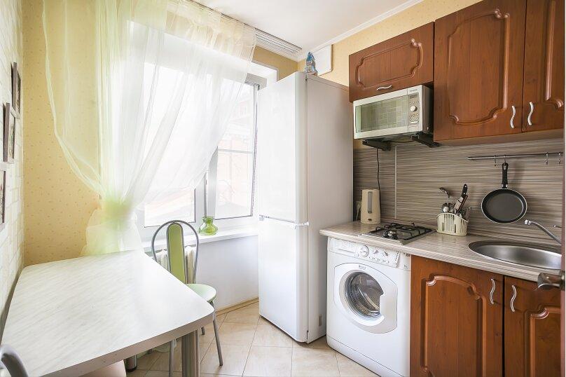 2-комн. квартира, 50 кв.м. на 4 человека, Трёхгорный Вал, 24, Москва - Фотография 6