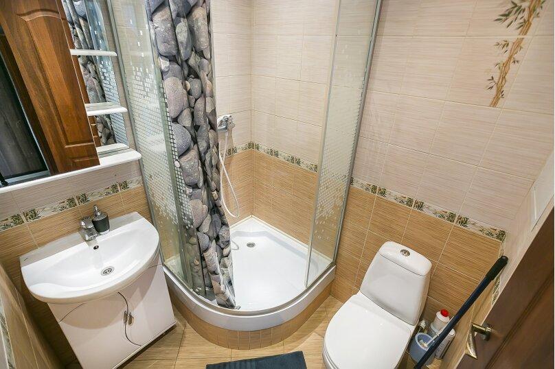2-комн. квартира, 50 кв.м. на 4 человека, Трёхгорный Вал, 24, Москва - Фотография 7