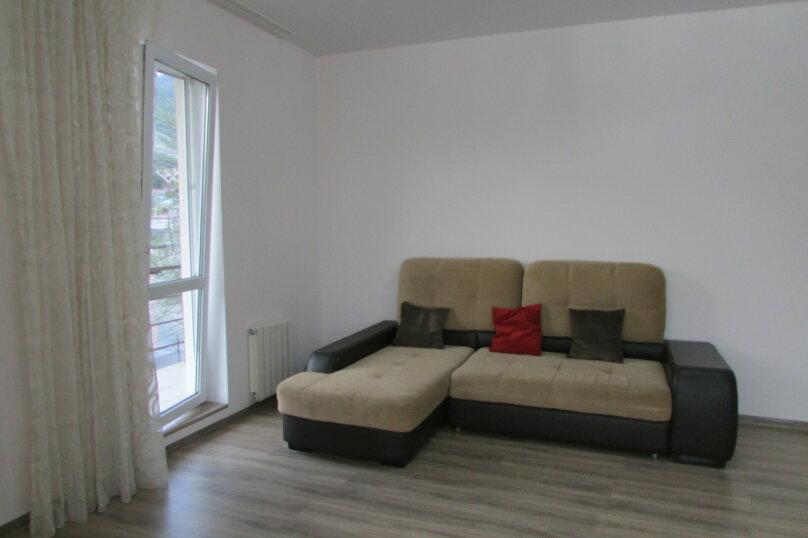 2-комн. квартира, 71 кв.м. на 5 человек, улица Тургенева, 43, Геленджик - Фотография 11
