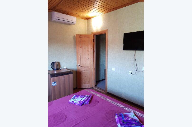 4х местный 2 комнатный стандарт, Черноморская улица, 4Б, Дивноморское - Фотография 1