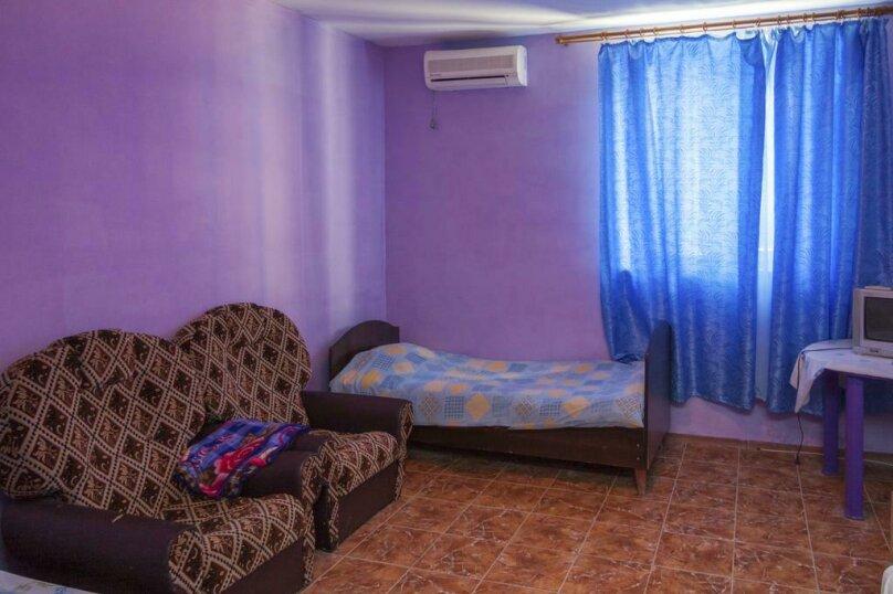 1-комнатный на 3 человека, Парниковая, 2, село Приветное - Фотография 4