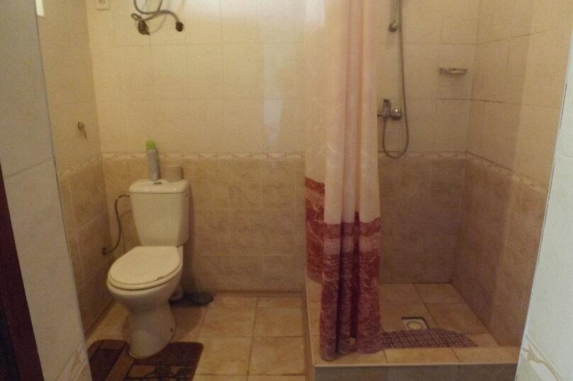 1-комнатный на 3 человека, Парниковая, 2, село Приветное - Фотография 6