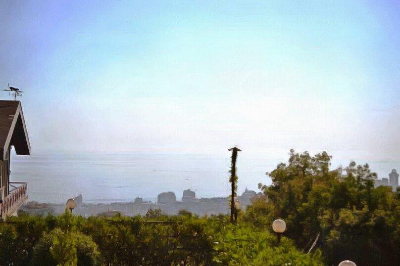 Двухкомнатный стандарт, переулок Энергетиков, 2А и 2Б, Ялта - Фотография 16