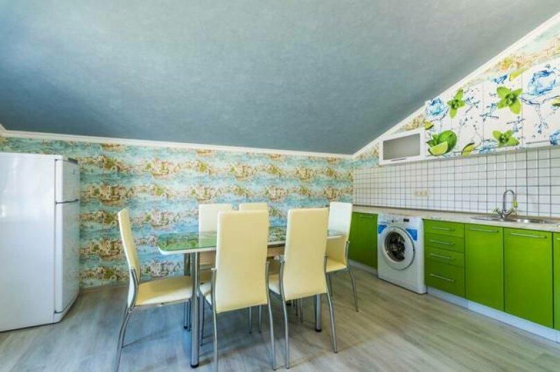 Второй этаж дома под ключ, 80 кв.м. на 7 человек, 3 спальни, Черноморская улица, 34, Витязево - Фотография 3