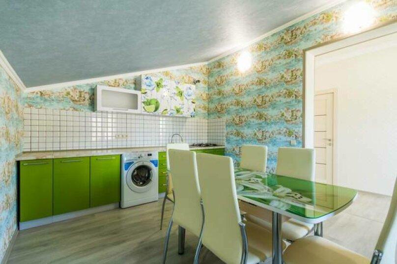Второй этаж дома под ключ, 80 кв.м. на 7 человек, 3 спальни, Черноморская улица, 34, Витязево - Фотография 1