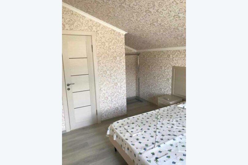 Второй этаж дома под ключ, 80 кв.м. на 7 человек, 3 спальни, Черноморская улица, 34, Витязево - Фотография 5