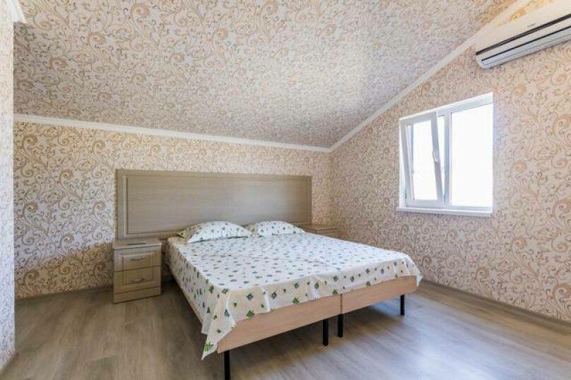 Второй этаж дома под ключ, 80 кв.м. на 7 человек, 3 спальни, Черноморская улица, 34, Витязево - Фотография 8