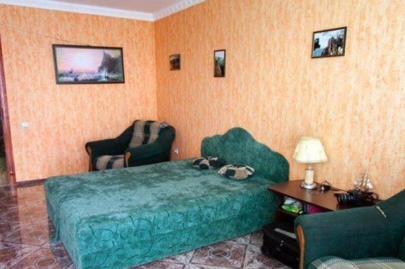2х-комнатный на 4 человека, с видом на море., Парниковая, 2, село Приветное - Фотография 1