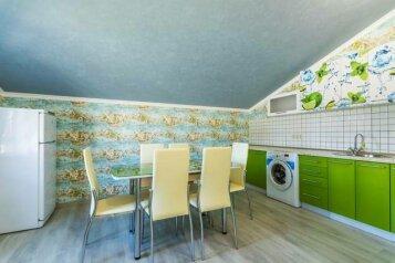 Второй этаж дома под ключ, 80 кв.м. на 9 человек, 3 спальни, Черноморская улица, Витязево - Фотография 3