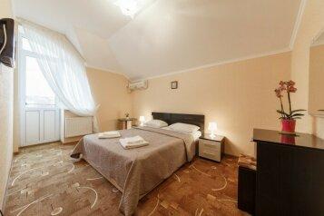 Семейные:  Номер, 5-местный (4 основных + 1 доп), 2-комнатный, Гостиница, улица Гоголя на 21 номер - Фотография 3