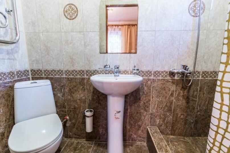 Первый этаж под ключ двухэтажного дома, 155 кв.м. на 9 человек, 3 спальни, Черноморская улица, 34, Витязево - Фотография 13