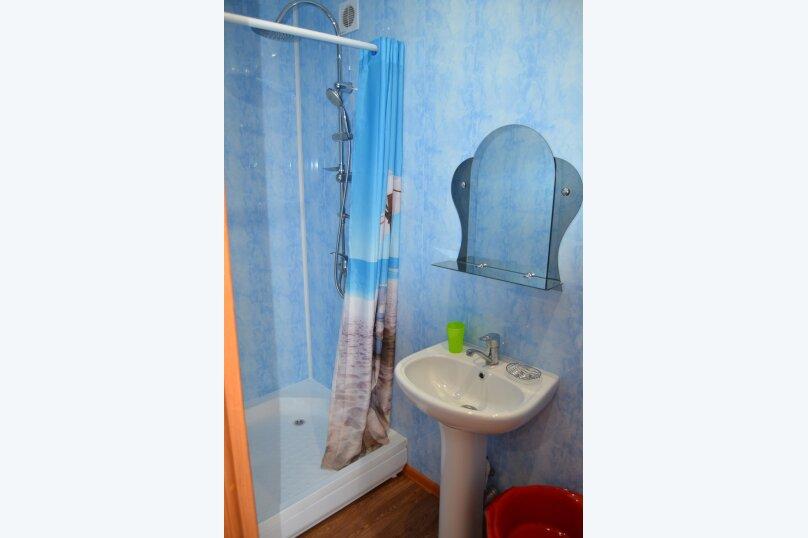 Дом напротив аквапарка, 45 кв.м. на 4 человека, 1 спальня, улица Шмидта, 45, Ейск - Фотография 13