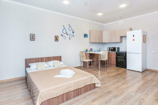 1-комн. квартира, 35 кв.м. на 4 человека, Таврическая улица, 9к1, Тюмень - Фотография 1