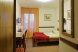 Двухместный или одноместный с большой кроватью:  Номер, Стандарт, 3-местный (2 основных + 1 доп), 1-комнатный - Фотография 12