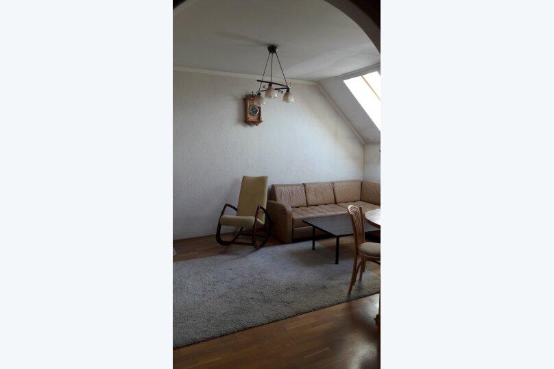 3-комн. квартира, 98 кв.м. на 3 человека, Комсомольская улица, 4, Калининград - Фотография 3