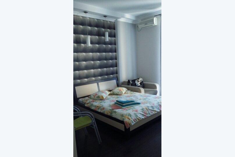 1-комнатный номер, улица Людмилы Бобковой, 1, Севастополь - Фотография 2