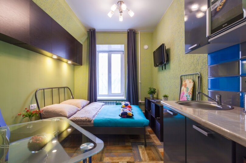 1-комн. квартира, 20 кв.м. на 2 человека, Финский переулок, 6, Санкт-Петербург - Фотография 13