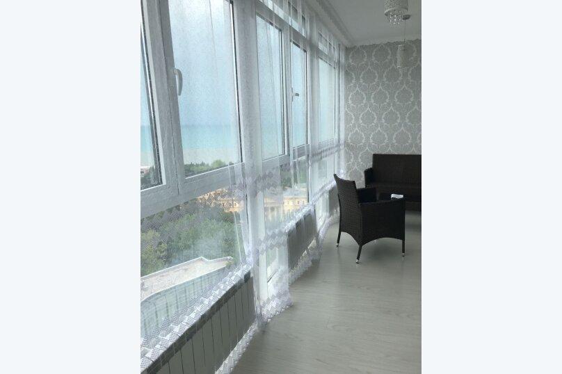 2-комн. квартира, 72 кв.м. на 5 человек, Виноградная улица, 4, Сочи - Фотография 25