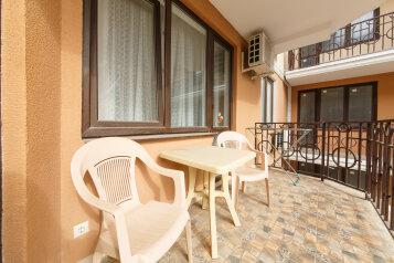 2-комн. квартира, 55 кв.м. на 6 человек, Таманская улица, 24, Анапа - Фотография 1