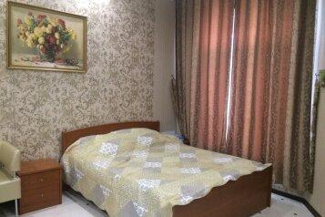 Апартаменты:  Квартира, 4-местный (2 основных + 2 доп), 1-комнатный, Гостиница, улица Трудящихся на 2 номера - Фотография 3