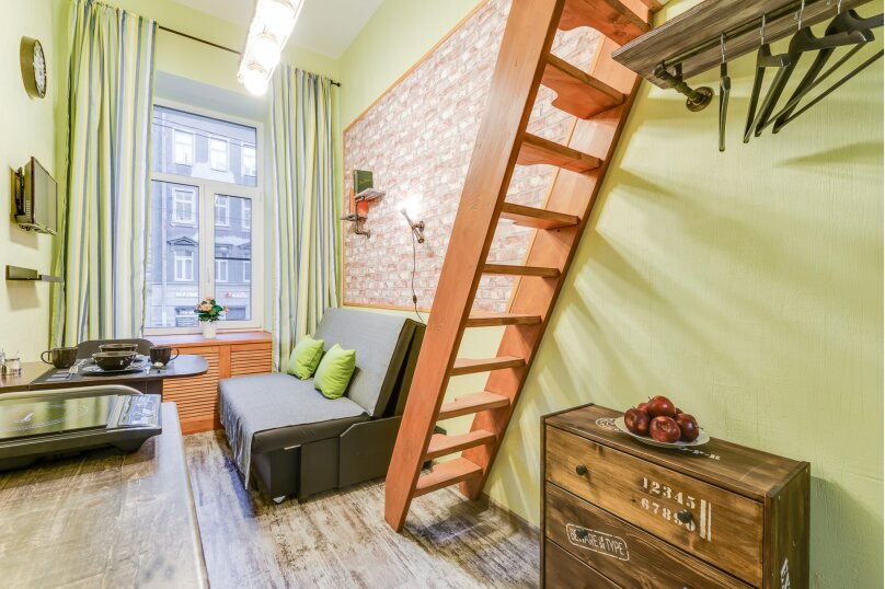 1-комн. квартира, 11 кв.м. на 3 человека, улица Марата, 33, Санкт-Петербург - Фотография 4