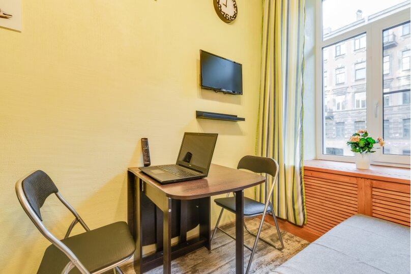 1-комн. квартира, 11 кв.м. на 3 человека, улица Марата, 33, Санкт-Петербург - Фотография 10