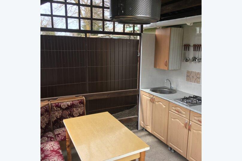 Двухкомнатный гостевой домик в деревне у моря, 30 кв.м. на 4 человека, 2 спальни, Хутор Шиловка, Морской переулок, 1, Ейск - Фотография 8