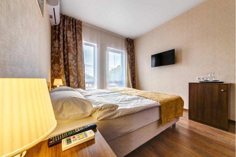 2-х местный номер без балкона , Циолковского, 27, Геленджик - Фотография 1