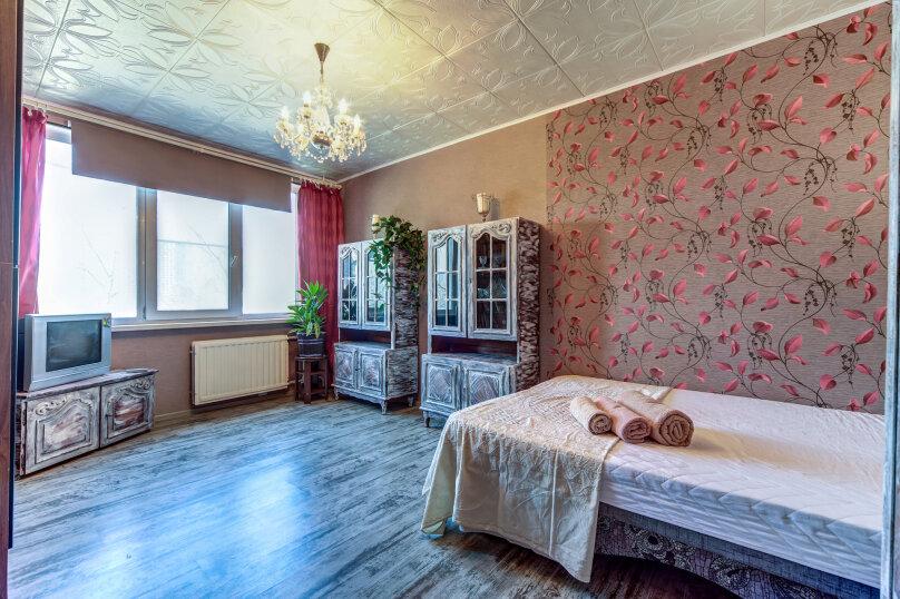 1-комн. квартира на 2 человека, Дальневосточный проспект, 30к1, метро Дыбенко ул., Санкт-Петербург - Фотография 8
