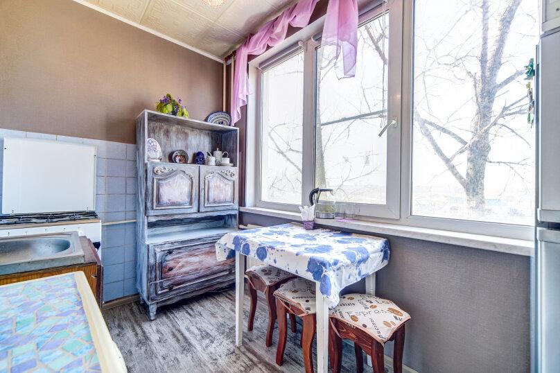 1-комн. квартира на 2 человека, Дальневосточный проспект, 30к1, метро Дыбенко ул., Санкт-Петербург - Фотография 13