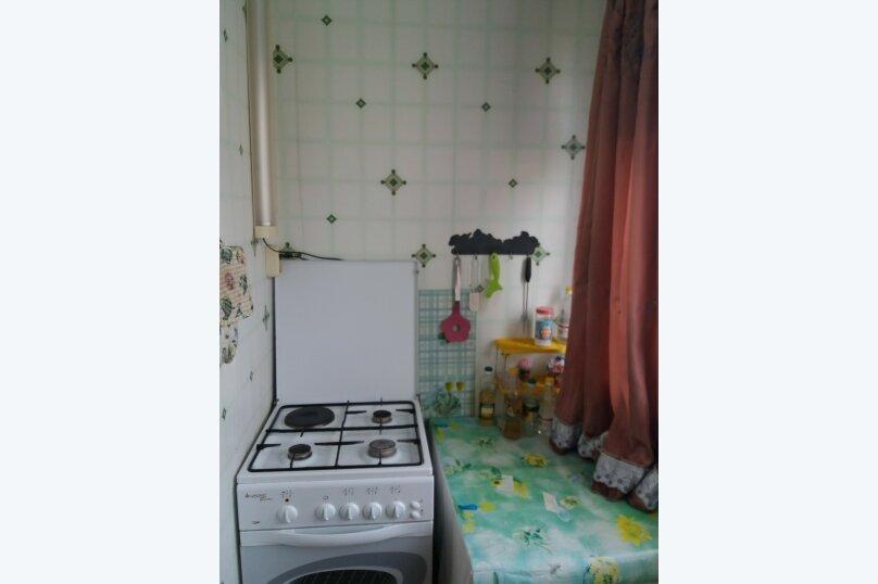 1-комн. квартира, 45 кв.м. на 6 человек, улица Микрорайон №3, 4, Ольгинка - Фотография 4