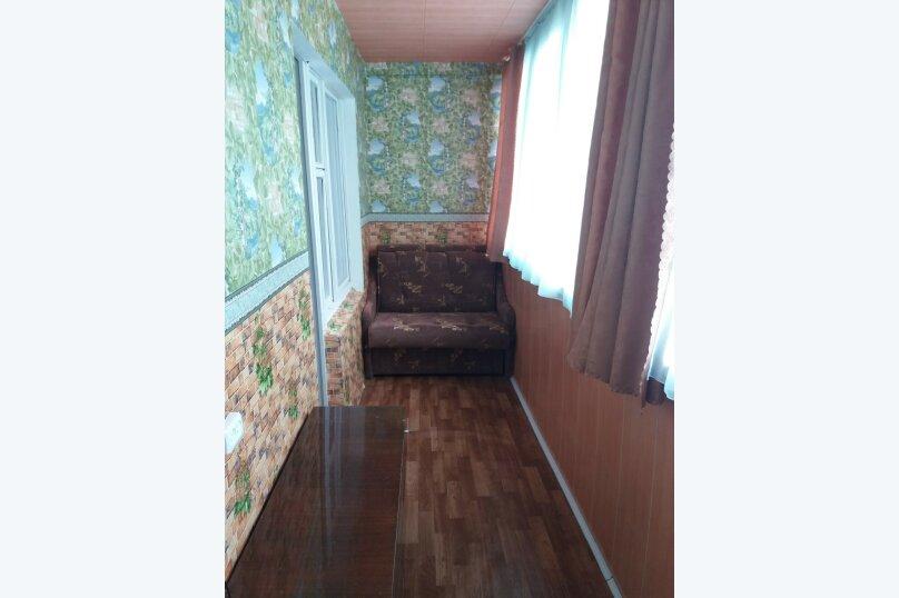1-комн. квартира, 45 кв.м. на 6 человек, улица Микрорайон №3, 4, Ольгинка - Фотография 6