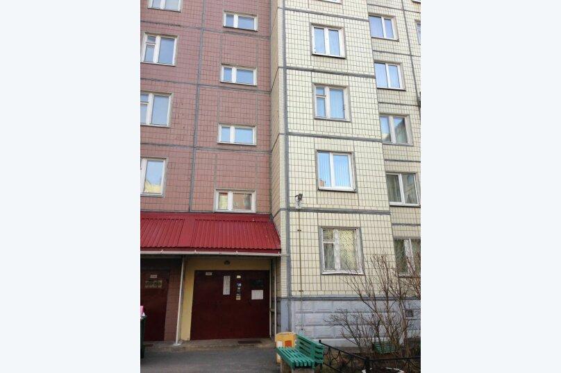1-комн. квартира, 40 кв.м. на 4 человека, Товарищеский проспект, 12к2, Санкт-Петербург - Фотография 5