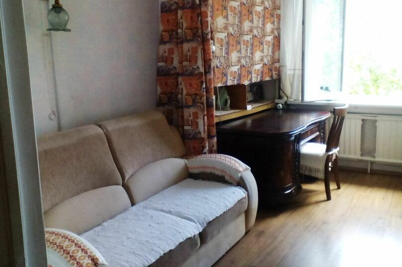 Дом, второй этаж - 2ком + веранда + кухня + СУ, улица Водовозовых, 18, Мисхор - Фотография 21