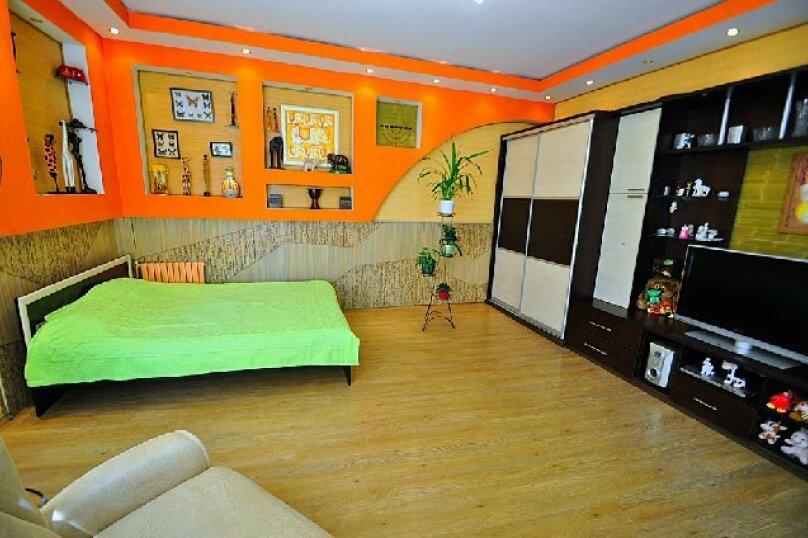 1-комн. квартира, 65 кв.м. на 3 человека, улица Дмитриева, 16, Ялта - Фотография 4