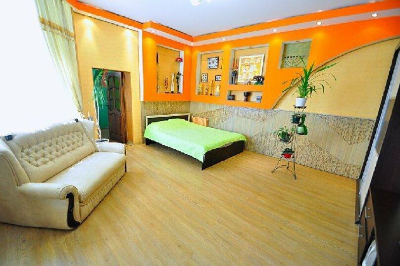 1-комн. квартира, 65 кв.м. на 3 человека, улица Дмитриева, 16, Ялта - Фотография 7