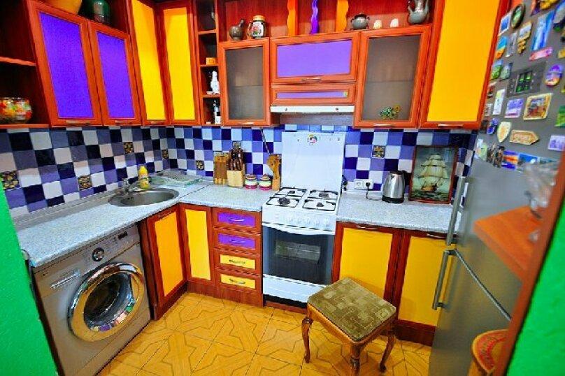 1-комн. квартира, 65 кв.м. на 3 человека, улица Дмитриева, 16, Ялта - Фотография 14