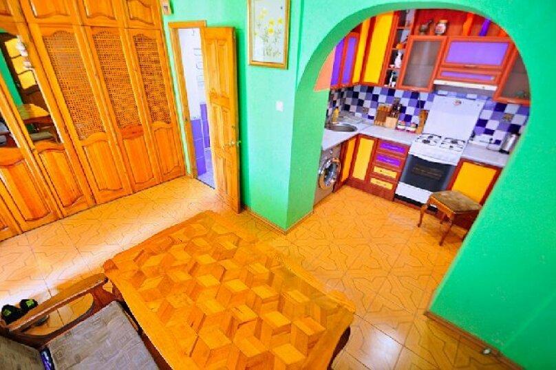 1-комн. квартира, 65 кв.м. на 3 человека, улица Дмитриева, 16, Ялта - Фотография 20