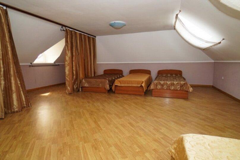 Дом, 140 кв.м. на 12 человек, 4 спальни, Морская улица, 25, Ольгинка - Фотография 12