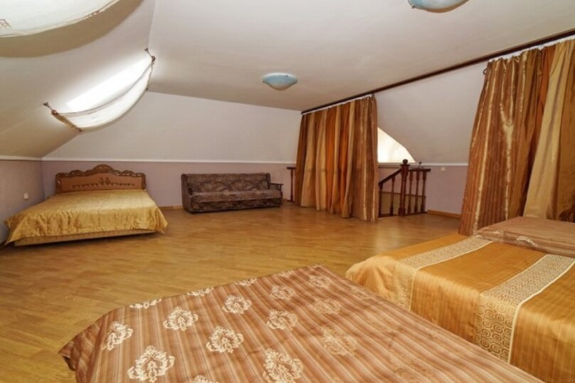 Дом, 140 кв.м. на 12 человек, 4 спальни, Морская улица, 25, Ольгинка - Фотография 13