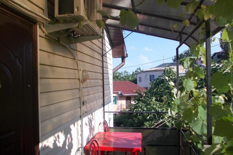 "2-комнатный номер ""Мансарда"", улица Григория Неуймина, 2, Симеиз - Фотография 1"