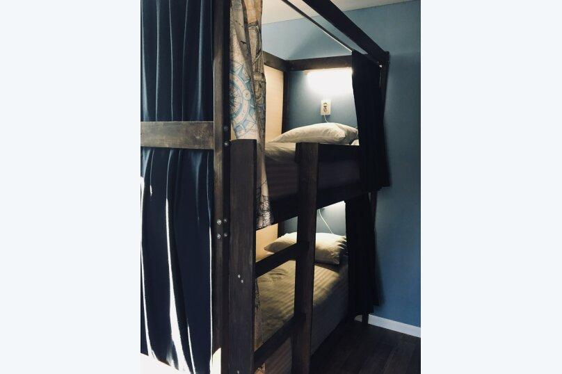 Место в мужском 10-местном номере, улица Жлобы, 127, Краснодар - Фотография 1