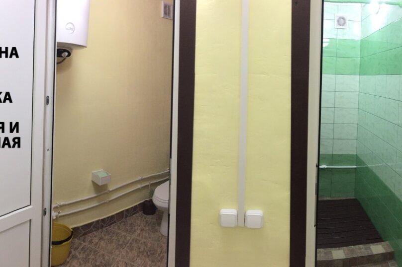 Гостевой дом в Ясенской переправе, Нахимова, 2 на 2 комнаты - Фотография 4