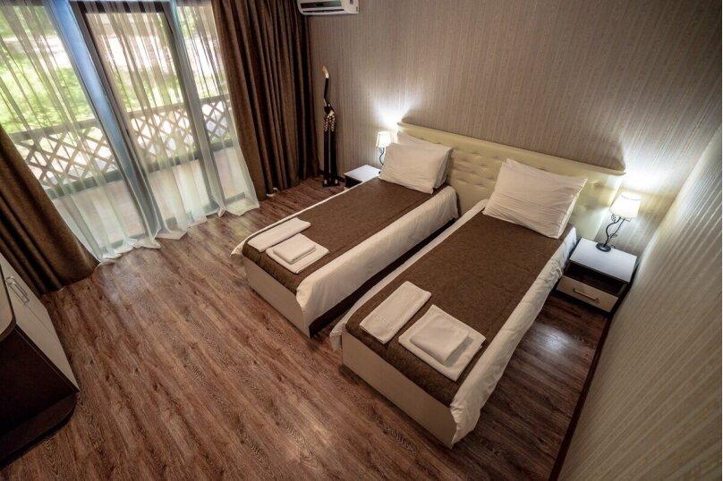 """Эко-отель """"GREEN WOOD"""", лесничество Джубское, участковое лесничество Лермонтовское на 24 номера - Фотография 37"""