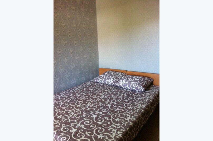Трёхкомнатный блок, 76 кв.м. на 9 человек, 3 спальни, улица Мартынова, 9, Морское - Фотография 15