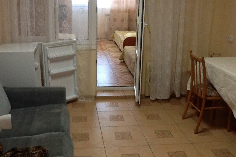 Коттедж в Крыму 500М от моря. Шикарный вид с балкона. Корпус 2, Виноградная улица, 8В на 4 комнаты - Фотография 5