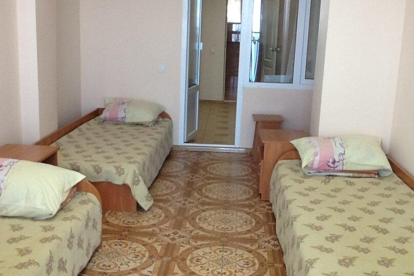 Коттедж в Крыму 500М от моря. Шикарный вид с балкона. Корпус 2, Виноградная улица, 8В на 4 комнаты - Фотография 7