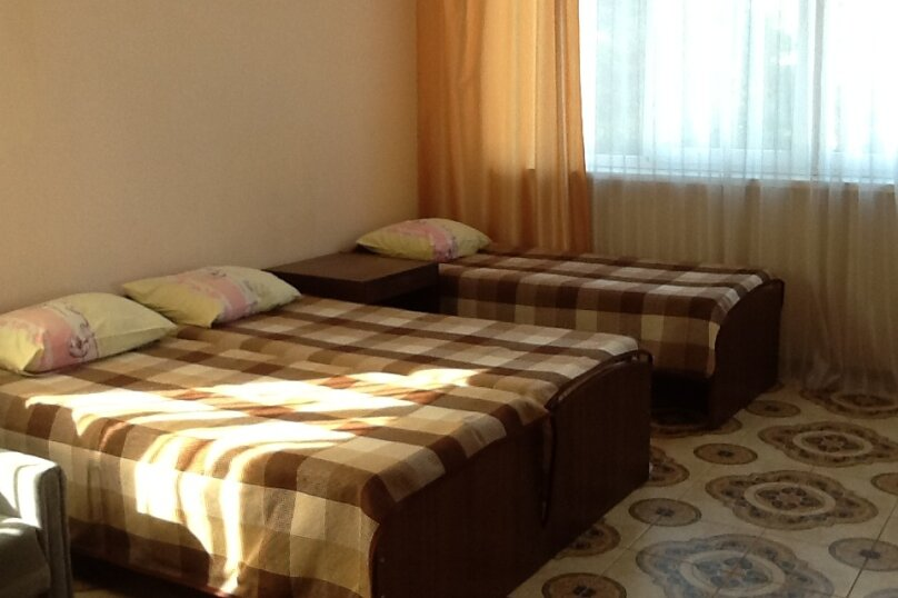 Коттедж в Крыму 500М от моря. Шикарный вид с балкона. Корпус 2, Виноградная улица, 8В на 4 комнаты - Фотография 14