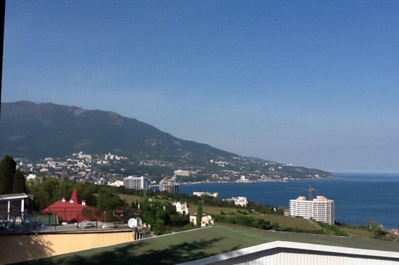 Коттедж в Крыму 500М от моря. Шикарный вид с балкона. Корпус 2, Виноградная улица, 8В на 4 комнаты - Фотография 16